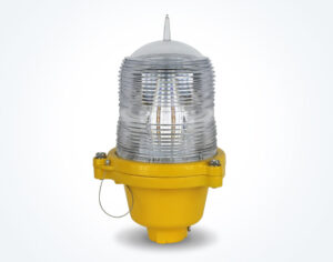 low intensity single aviation obstruction light