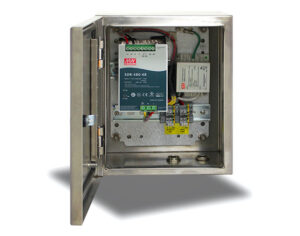 صندوق طاقة 480 واط لمنارة مزدوجة حمراء وبيضاء F86465
