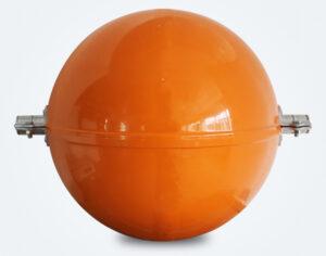 مجال تحذير الطائرات باورلاين برتقالي 1
