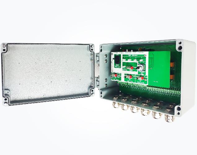 صندوق التحكم CTRS4-6A لأضواء التحذير للطائرات