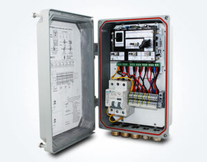 CTRS4CBSP control box for aviation obstruction lights