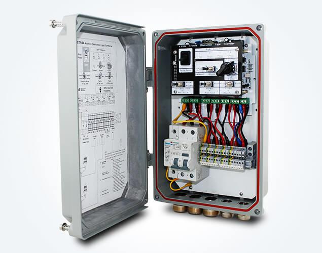 صندوق التحكم CTRS4CBSP لأضواء إعاقة الطيران