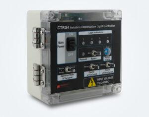 Boîtier de commande intérieur CTRS4ID pour feux d'aviation