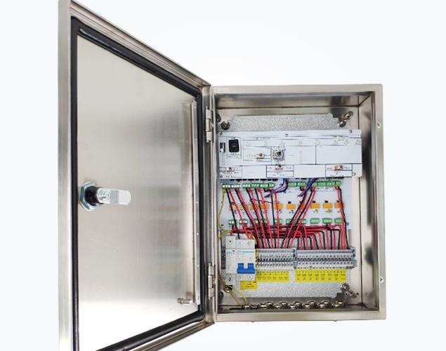 أضواء انسداد صندوق التحكم CTRS8CBSP