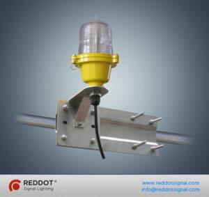 OL32 LED Luz de obstrução simples de baixa intensidade 1