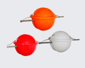 كرة تحذير الطائرات OMARKP 300 مم